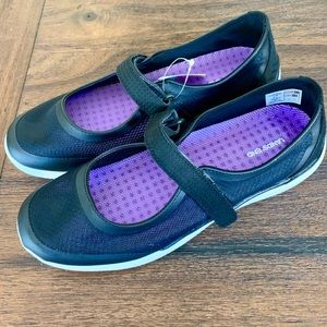 Lands End Womens Water Shoes Sz 10